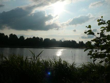 FOTKA - ; u vody.