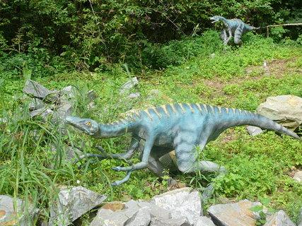 FOTKA - Dinopark Vyškov..