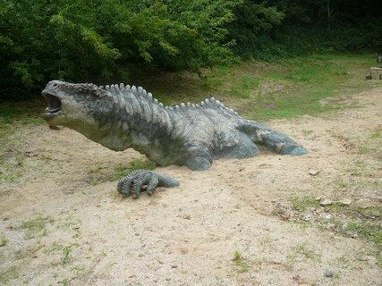 FOTKA - Dinopark Vyškov+