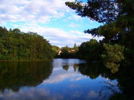 FOTKA - procházka - Don chtěl k rybníku ...