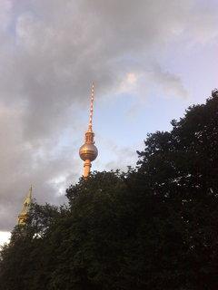 FOTKA - Televizní věž v Berlíně 03