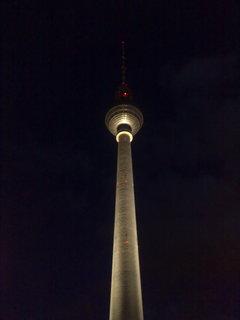 FOTKA - Televizní věž v Berlíně - 09