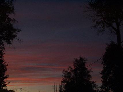 FOTKA - Dnešní západ slunce 5