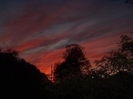 FOTKA - Dnešní západ slunce 6