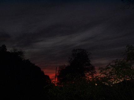 FOTKA - Dnešní západ slunce 7