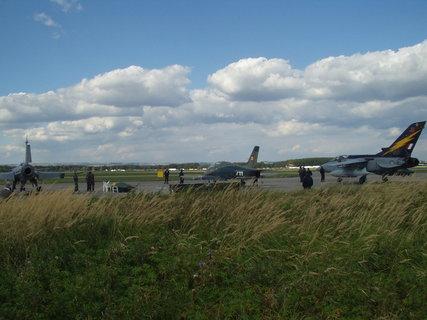 FOTKA - Letecký den na Mošnově