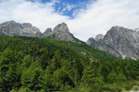 FOTKA - Dolomity jsou horská zahrada
