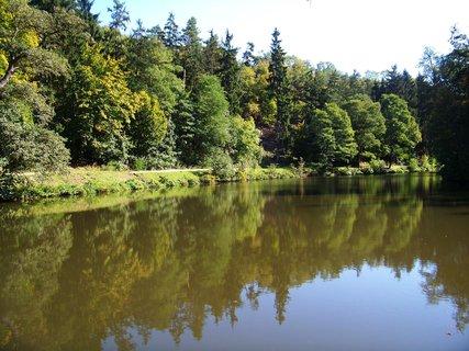 FOTKA - Kunratický rybník - procházka ,