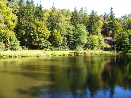 FOTKA - Kunratický rybník - procházka ...,,,