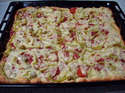 FOTKA - domácí pizza