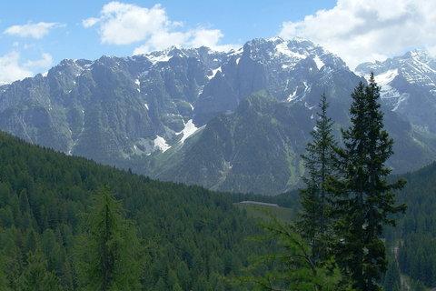FOTKA - Dolomity jsou horská zahrada 2