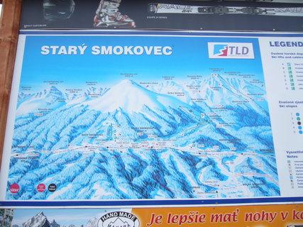 FOTKA - Na Tatry v zimě? Super sjezdovky by mohly být z Hrebienoku do Starého Smokovce