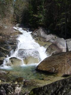FOTKA - Druhý vod. Dlouhého vodopádu