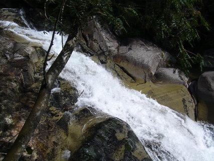FOTKA - Druhý vod. Dlouhého vodopádu..