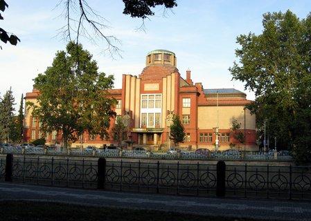FOTKA - muzeum na nábřeží v Hradci Králové