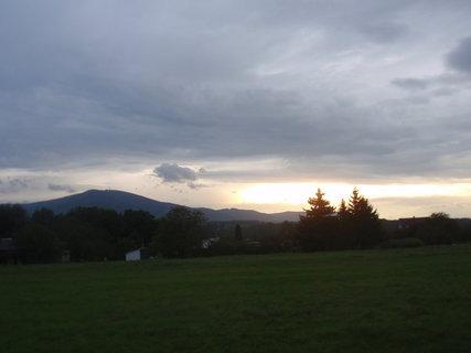 FOTKA - Západ sluníčka.