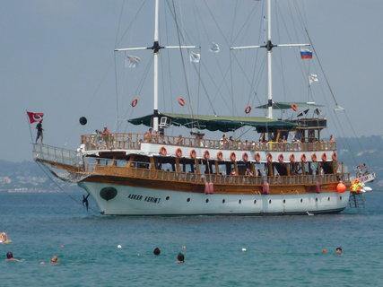 FOTKA - Výletní loď