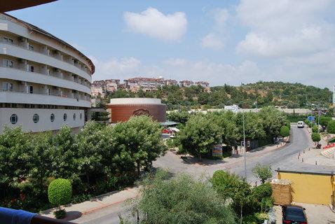 FOTKA - Pohled z hotelu