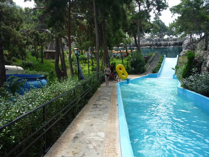 FOTKA - Aquapark Turecko