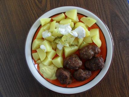 FOTKA - Minikarbanátky s bramborem