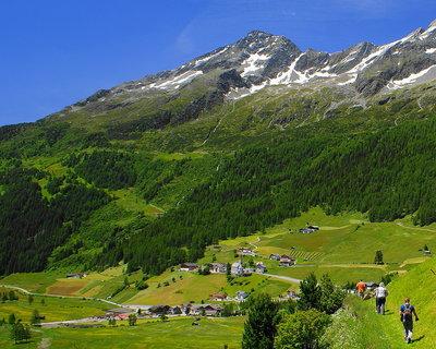 FOTKA - Na výletě v Tyrolích