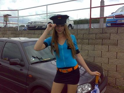 FOTKA - Brigáda na autodromu