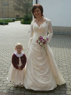 FOTKA - nevěsta s mojí dcerou