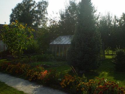 FOTKA - Podzimní zahrada
