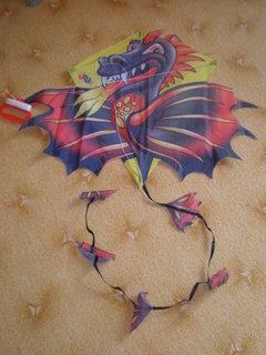 FOTKA - drak z jojo
