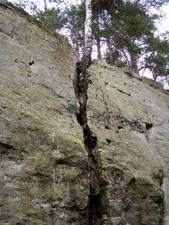 FOTKA - Přizpůsobí se i skalám