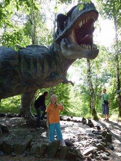 FOTKA - Tyranosaurus REX