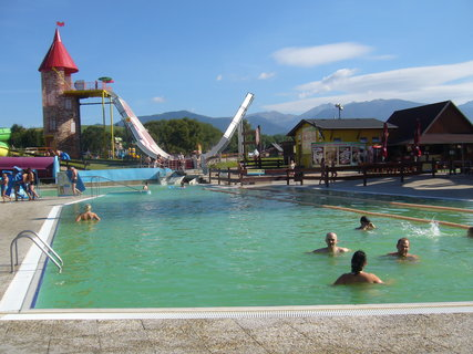 FOTKA - Bazén v Tatralandii