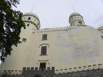 FOTKA - u zámku Orlík.........