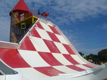 FOTKA - Boomerang Raft Ramp
