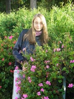FOTKA - Ještě kvetou muškáty