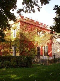 FOTKA - barvy podzimu (Hrádek u Nechanic)