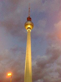 FOTKA - Televizní věž v Berlíně - 07