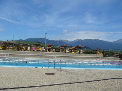 FOTKA - Plavecký bazén.