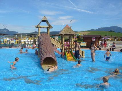 FOTKA - Dětský venkovní bazén