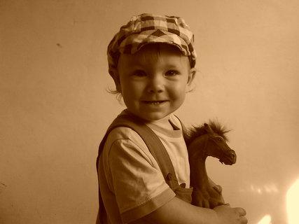 FOTKA - Nejkrásnější dítě