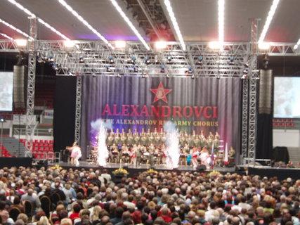 FOTKA - na koncertě ..