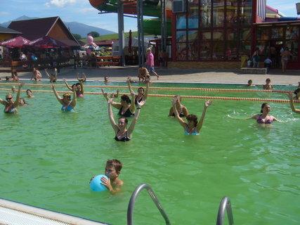 FOTKA - Cvičení ve vodě