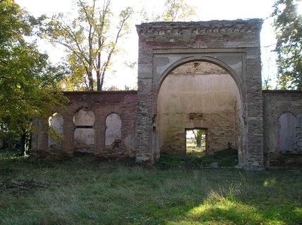 FOTKA - Opuštěná synagoga