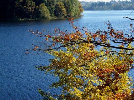 FOTKA - Říjen u přehrady