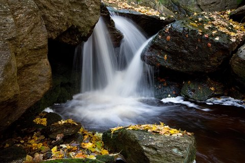 FOTKA - Pod Medvědími vodopády