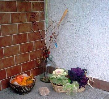 FOTKA - Podzimní výzdoba