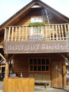 FOTKA - Westernové městečko na Slovensku