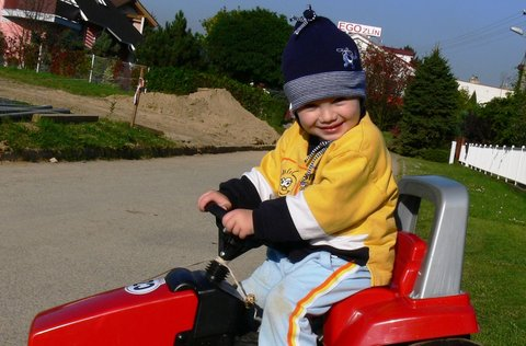 FOTKA - Traktorista