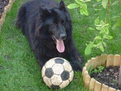 FOTKA - Sára fotbalistka