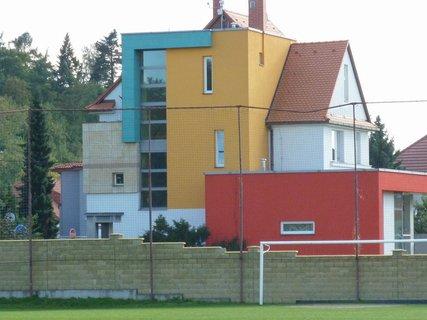 FOTKA - Barevný dům